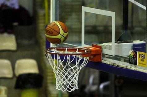 پیروزی تیم بسکتبال بزرگسالان مقابل امید