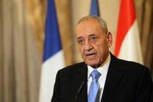 رئیس پارلمان لبنان: من و سیدحسن نصرالله یک روح در دو بدن هستیم