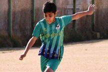 فوتبالیست نونهال یزدی به اردوی تیمملی دعوت شد