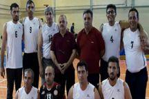 راهیابی تیم والیبالنشسته آذربایجانغربی به دور نهایی جام حذفی کشور