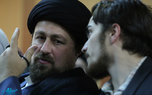 هفتمین روز درگذشت پدر حجت الاسلام و المسلمین آشتیانی