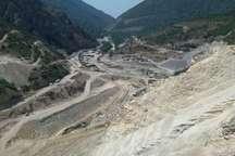 امیداوری برای تکمیل سد مخزنی هراز آمل تا پایان سال97