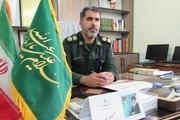 سپاه بیجار با کمک مردم 110 تن مایحتاج برای زلزله زدگان جمع آوری کرد