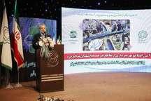 رئیس مجلس شورای اسلامی: فرودگاه قم به سرانجام می رسد