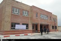 مدرسه 8 کلاسه خیرساز در ورامین به بهره برداری رسید