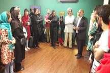 بازیگر سینما و تئاتر کشور، موسسه ای هنری در لاهیجان دایر کرد