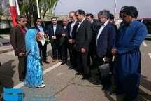 وزیر بهداشت:موقعیت ویژه کرمانشاه در رونق توریسم سلامت بسیار مهم است