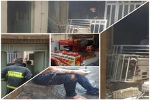انفجار گاز در دزفول یک مصدوم داشت
