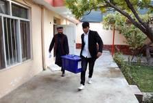 تصاویر/ نخستین انتخابات مجلس نمایندگان افغانستان از سال 2010 تاکنون