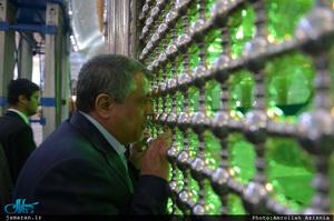 انتخابات ریاست جمهوری و پنجمین دورهی انتخابات شوراهای اسلامی-حرم مطهر امام خمینی(س)