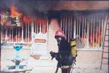 مادر و دختر در آتش سوزی ویلاباغ در دزفول سوختند