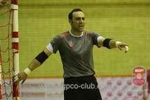 قرارداد سپهر محمدی با تیم فوتسال گیتی پسند اصفهان تمدید شد