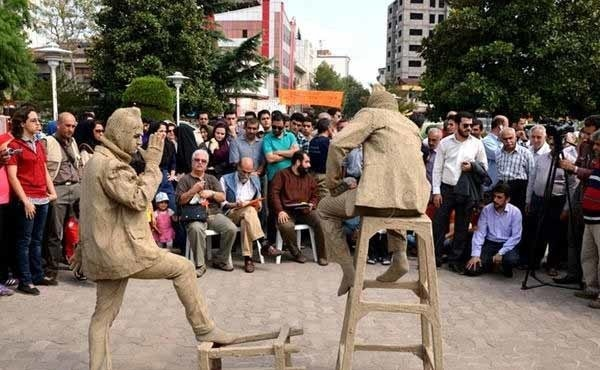 ارسال 527 طرح  به سیزدهمین جشنواره بین المللی تئاتر خیابانی مریوان