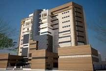 پیشرفت فیزیکی 85 درصدی برج فناوری اصفهان