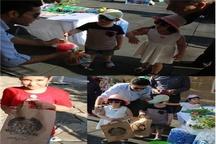 برگزاری مراسم زیست محیطی با همکاری شهرداری لاهیجان