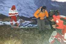 کوهنوردان مفقود شده در کوههای کرمان نجات یافتند