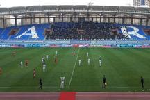 پیروزی تیم پدیده مشهد بر سپیدرود رشت