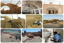 مرمت اضطراری 14 بنای تاریخی شهر جهانی یزد در 2 ماه گذشته