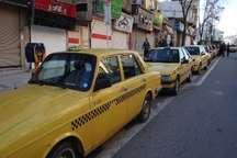 راه اندازی سه خط جدید تاکسی در سنندج