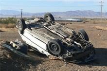 یک تن در حادثه رانندگی در الیگودرز جان باخت