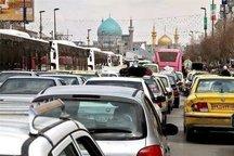 تمهیدات ترافیکی عید فطر در مشهد اعلام شد