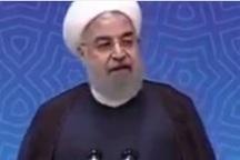روحانی : سازنده موشکهای پرتاب شده به سوریه، دولت و وزارت دفاع است