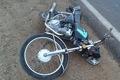 برخورد موتورسیکلت با خودروی سواری پیکان یک کشته برجا گذاشت