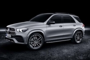 معرفی خودروی مرسدس بنز GLE 2020+ عکس