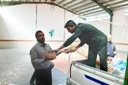 کمک های نهادها و مردم جهرم به مناطق سیل زده ارسال شد