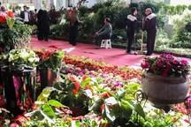 نخستین نمایشگاه تجهیزات گلخانه ای در اراک گشایش یافت