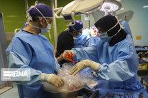 اعضای بدن جوان مرگ مغزی در مشهد جان پنج بیمار را نجات داد