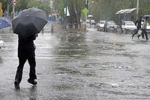 بارش باران و کاهش دما در آستارا