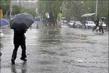 بارندگی و کاهش 4 درجه ای دمای هوا  در تالش