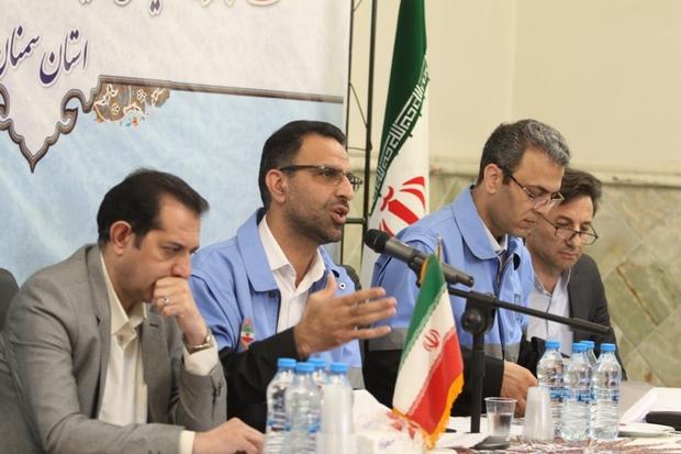 49 پایگاه اطلاع رسانی گردشگران در استان سمنان برپا می شود