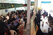 بیش از یک میلیون زائر در موکبهای کهگیلویه و بویراحمد پذیرایی شد
