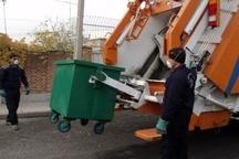 هزینه جمع آوری زباله در شهر کرج 61 میلیارد تومان است  سرانه تولید زباله کرج از میانگین کشوری بیشتر است