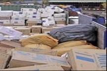 2054 دستگاه ابزار آلات ساختمانی قاچاق در بناب کشف شد