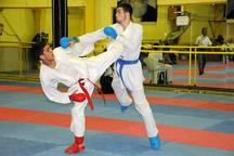 برگزاری جام ستارگان کاراته در پیاده راه فرهنگی رشت