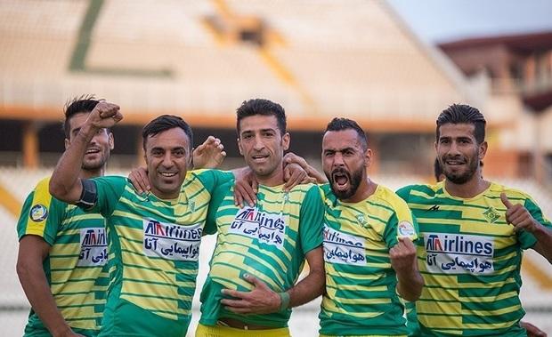 حذف زود هنگام 2 نماینده مازندران از فوتبال جام حذفی کشور