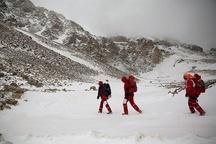 فوت یک کوهنورد در ارتفاعات البرز   3 نفر دچار سرمازدگی شدند