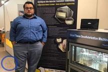 ساخت دستگاه بیورآکتور هوشمند در قزوین برای اولین بار در دنیا