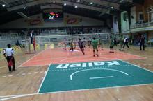کسب نخستین پیروزی تیم کاله مازندران درلیگ برتر والیبال