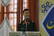 فرمانده گروه توپخانه 64 الحدید:روحیه بسیجی باعث نابودی داعش شد