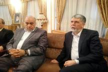 ملت ایران همدردی و همراهی بسیار خوبی با زلزله زدگان کرمانشاه کردند