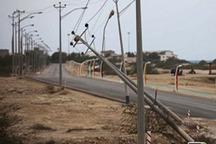 بارندگی 75 میلیارد ریال به تاسیسات شرکت توزیع برق مشهد خسارت زد