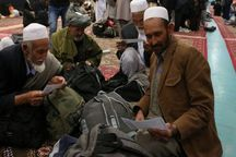 ۲ تا ۳ هزار زائر افغانستانی اربعین روزانه از دوغارون وارد ایران میشوند