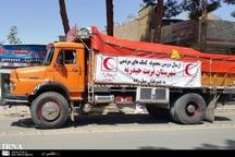 کمکهای مردم تربت حیدریه به مناطق سیل زده ارسال شد