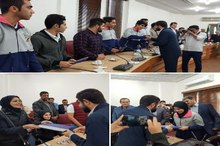 تجلیل از افتخارآفرینان کاروان ورزش خوزستان در رقابت های پاراآسیایی