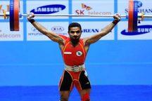 درخشش وزنه بردار رودانی در رکورد گیری اردوی تیم ملی وزنه برداری کشور