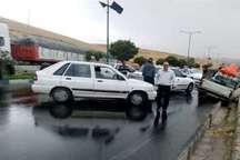 38 فقره تصادف جرحی در مشهد رخ داد
